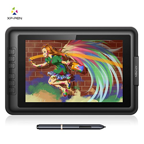 XP-PEN IPS Graphics Tablet Portable Drawing Monitor Pen Display