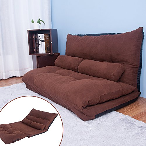 life-carver-adjustable-floor-double-sofa-bed-thicken-padded-cushion-seat-chair-folding-mattress-brow