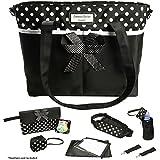 Designer Baby Diaper Nappy Changing Bag, 8PC Set, Costanzo Enrico Bellagio