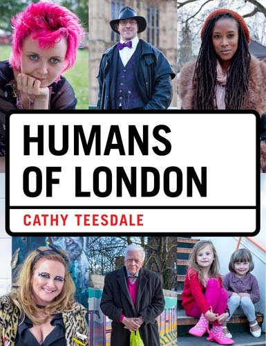 Humans Of London por Cathy Teesdale