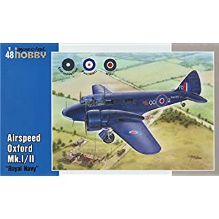 Special Hobby 1/48 Airspeed Oxford Mk.I/II