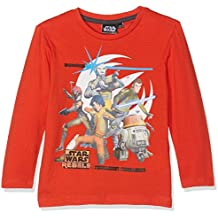 a9656ca992 STAR WARS Rebel Rule The Galaxy - Camiseta Niños