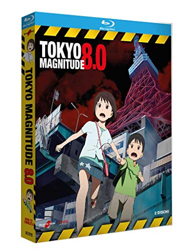 Tokyo Magnitude 8.0 La Serie Completa
