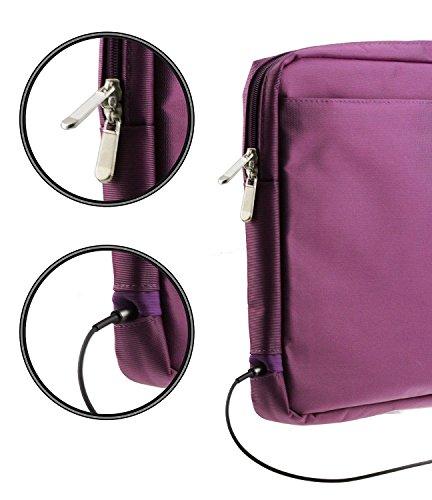 Navitech Lila Case / Cover Trage Tasche für das ASUS VivoBook S14 S410UN
