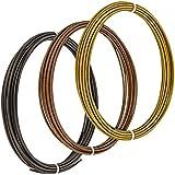 3 x 50 Gramm Minadax HOLZ-Filament Probierset Starterpack Set hochwertiges 3mm (2,85mm) mm Filament hergestellt in Europa