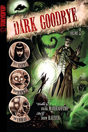 Dark Goodbye manga volume 2 (English Edition)