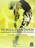 TÉCNICA DANZA Anatomía prevención
