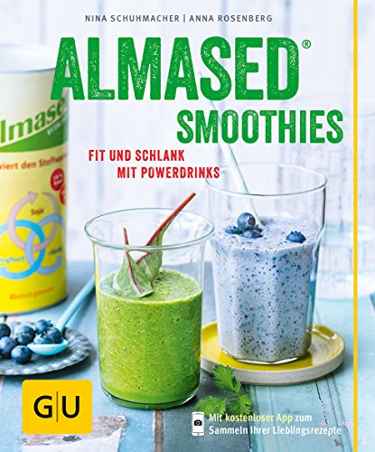 Almased-Smoothies: Fit und schlank mit Powerdrinks (GU Diät&Gesundheit) - Vanille Gesund