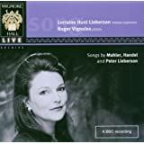 Lorraine Hunt Lieberson - Songs by Mahler, Handel and Peter Lieberson