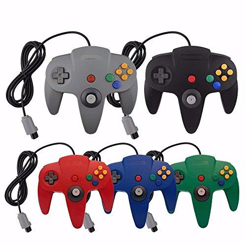 Shalleen Game-System für Nintendo 64 / N64, lang, in 5 Farben erhältlich