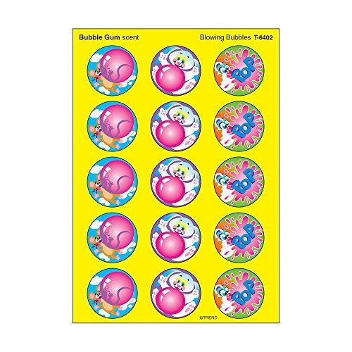 Bubblegum duftenden Belohnung Aufkleber -