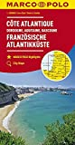 MARCO POLO Karte Frankreich Französische Atlantikküste 1:300 000: Dordogne, Aquitaine, Gascogne (MARCO POLO Karten 1:300.000)