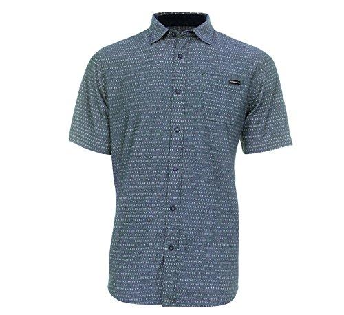 superbrand Herren westhaven Sleeve Woven Shirt, Herren, navy (Woven Sleeve Shirt)