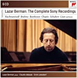 Lazar Berman: The Complete Sony Recordings (Coffret 6 CD)