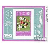Bulgaria block43 (completa.edición.) 1973 Olimpo congreso (sellos para los coleccionistas)