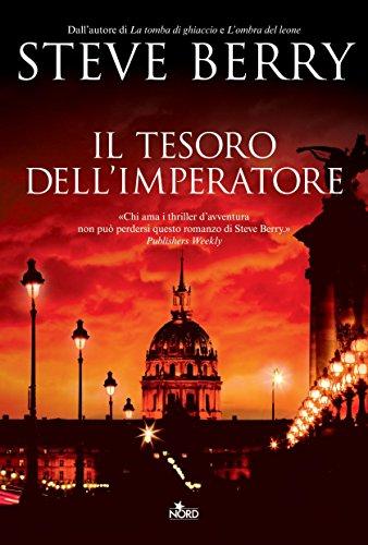 Il tesoro dell'imperatore: Un'avventura di Cotton Malone (Italian Edition)