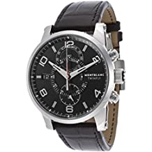 Montblanc uomo 105077Timewalker analogico display svizzero orologio automatico nero