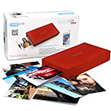 Best Stampanti iphone - Serenelife–Stampante fotografica iPhone–Portable Instant wireless colore stampa cover Review