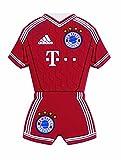 Bayern München 3D Magnet Trikot [rot]