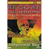 Reggae Showdown Vol.3 DVD