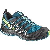 Salomon Running Shoes XA Pro 3D Darkness Blue Green Black