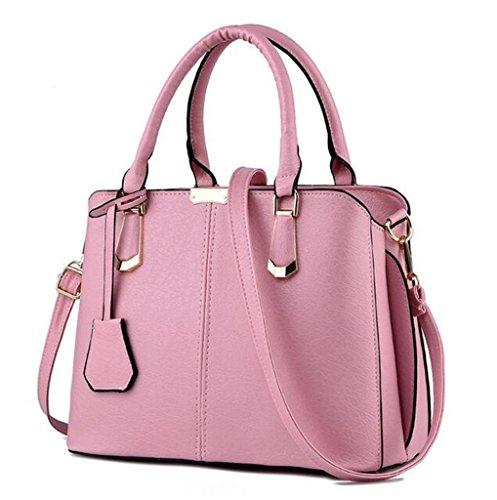 TianHengYi - Sacchetto donna Pink