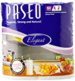 #8: Paseo Tissues Plain Kitchen Towels - 4 Rolls