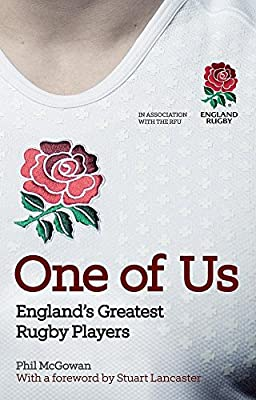 One of Us: England's Greatest Rugby Players by Amberley Publishing