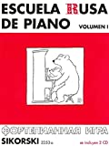 Escuela Rusa de Piano Vol.1 + 2 CD