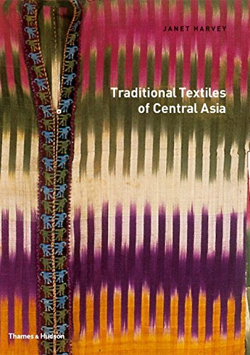 Traditional Textiles of Central Asia : Edition en langue anglaise