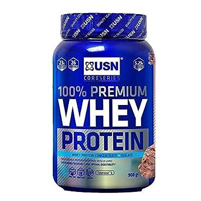 USN 100% Whey Protein Shake Powder by USN