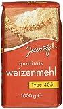 Jeden Tag Weizenmehl Type 405, 5er Pack (5 x 1 kg)