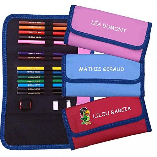 astuccio-colorata-personalizzata-pastello-colorato-personalizzata-caso-risolto-matita-con-testo-egst