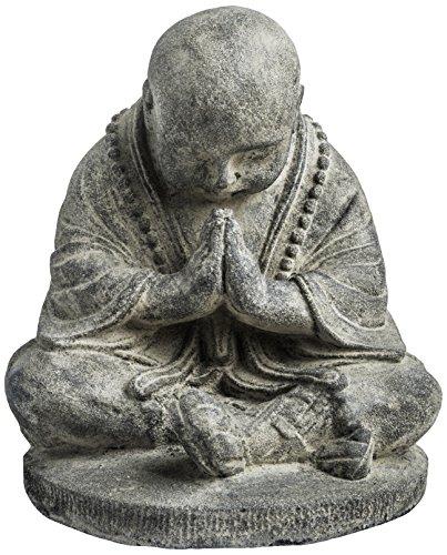 Happy Statue Buddha Outdoor (Ruhe st10202064beugen Mönch Outdoor Statuen)