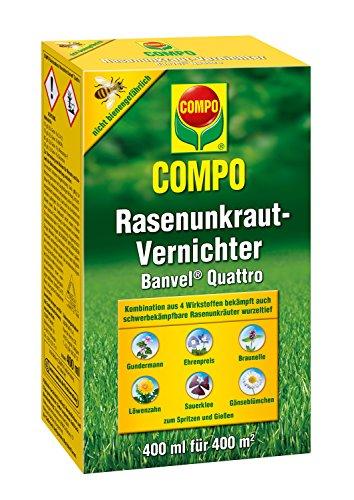 Unkraut Rasenunkraut-Vernichter Banvel