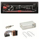 KD-R482 Autoradio USB FLAC CD MP3 Einbauset für Astra F G Corsa B Zafira A