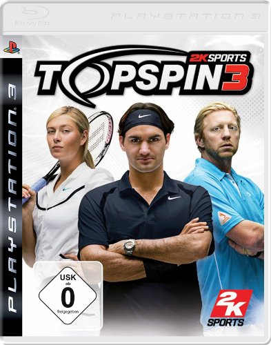 Top Spin 3 (Spin Top 3)