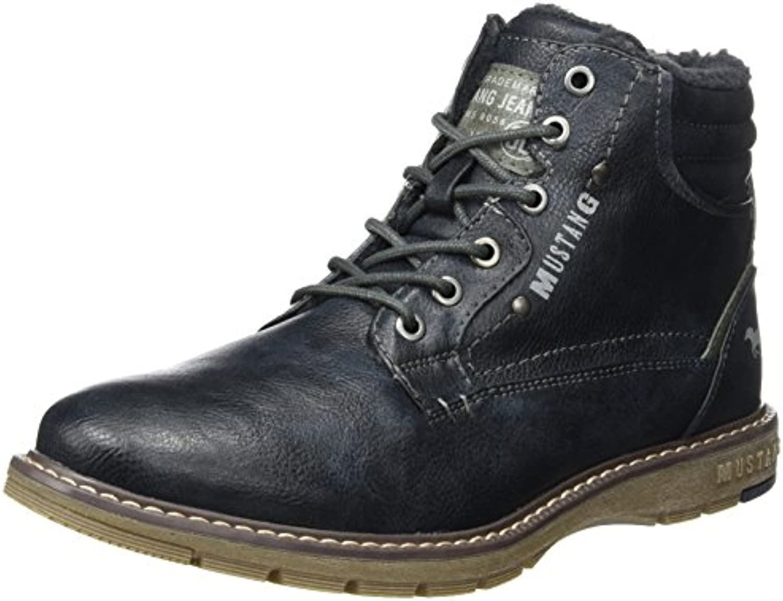 Mustang Herren Schnür Boot Klassische StiefelMustang Herren Schnür Boot Klassische Stiefel Billig und erschwinglich Im Verkauf