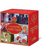 5 minutes fairytale Book set