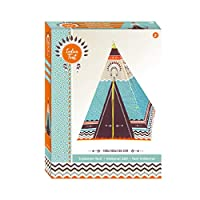Speelgoed play tent - wigwam - childrens tent - teepee - party tent