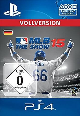 MLB 15 The Show [Vollversion] [PSN Code für deutsches