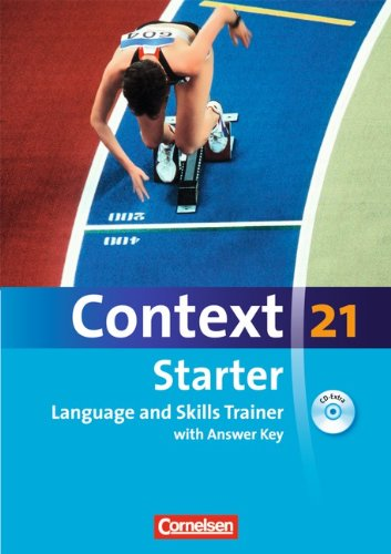 Cornelsen Verlag Language and Skills Trainer: Workbook mit CD-Extra - Mit Answer Key. CD-Extra mit Hörtexten und Vocab Sheets
