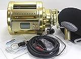 Daiwa MP3000Marino de alimentación eléctrica carrete de Japón