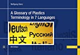 A Glossary of Plastics Terminology in 7 languages