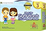 Preschool Prep Unternehmen PPC207 Meet The Sight Words Level 3 Easy Reader B-cher Boxed Set Of 12