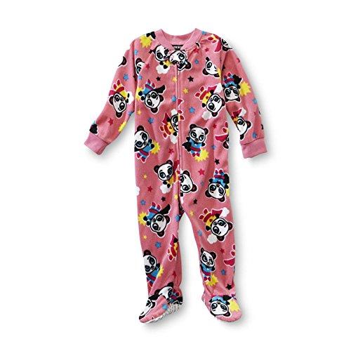 13edb11bf4a300 Joe Boxer - Pijama de una pieza - para niña Rosa 52