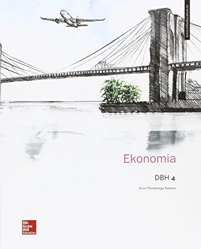 Ekonomia Dbh 4. Euskadi - 9788448610418