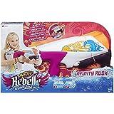 Hasbro Nerf Rebelle B4042EU4 - Super Soaker Infinity Rush, pistola de agua