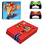 Got a Playstation 4 PRO Console? Hytech Plus has you covered. This special sticker skin is an absolute must own product for all Playstation 4 PRO owners! Make your console more special and unique with this Hytech Plus Theme Skin Sticker Cover for Pla...