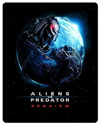 AvP 2 - Alien Vs. Predator: Requiem - Special Limited Steelbook Edition [UK Import]